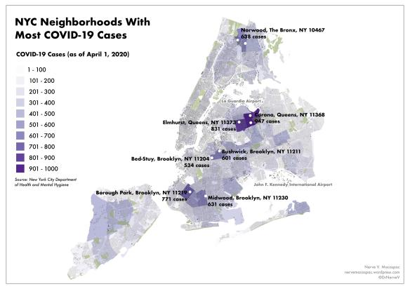 NYC_ZipCode_Cases_April2020